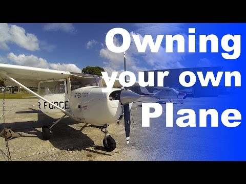 What it Costs to Own Your Own Airplane | the real breakdown