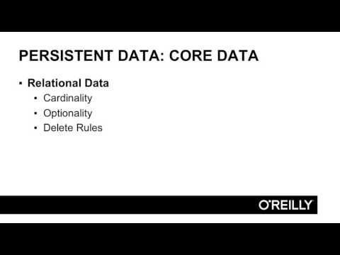 Learning Core Data for iOS and OS X | Relational Data and Normalization