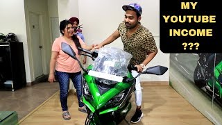 Bought New Superbike From Youtube Money 💰