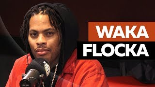 Waka Flocka Keeps It Real On Gucci Mane, Jemele Hill, Internet Rappers & Marriage
