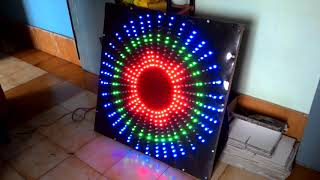 Pixel Led Arch Gate Advance Animation Software