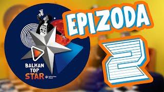 Balkan Top Star - Youtube Talk Show [S1E2] #BalkanTopStar #AndrijaJo #LeaStankovic #DusanPetrovic