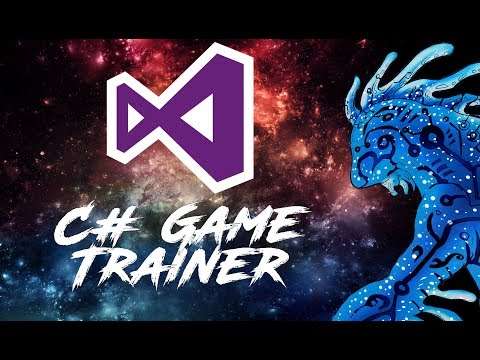 Making a game cheat trainer from scratch in C#