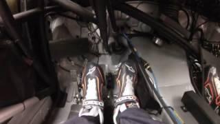 PEDALCAM - Dani Sordo - Rally Finland 2017 - Hyundai i20 WRC
