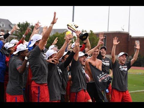 Men's Soccer 2017 American Championship Highlights - SMU 2, UCF 1 (OT)