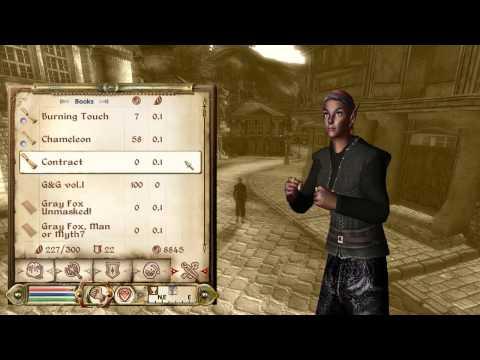 Oblivion 2015 09 12 Vampire Cure Potion via Console Command