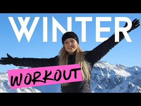 Winter Workout Motivation Special | Fett verbrennen mit #DeineChemie
