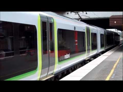 Trains at Birmingham International train station on 14/9/11 (Part 2)