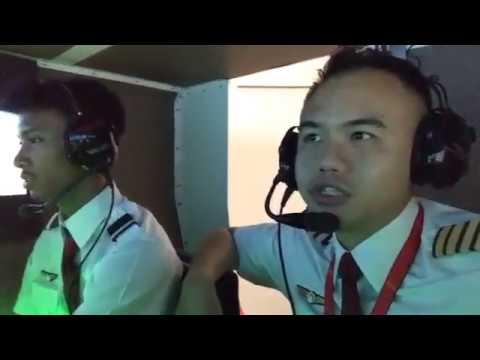 14 Days Private Pilot program Dimas Abyan Tamir - FLIGHT 828