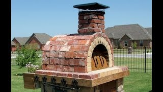 How to Build the Mattone Barile Wood-Fired Outdoor Pizza Oven by BrickWood Ovens