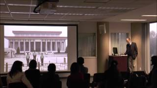 2013 Lecture Series By Dr. Joseph W. Esherick