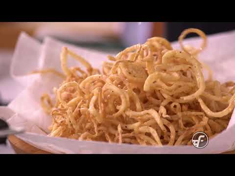 Fried Local Onions