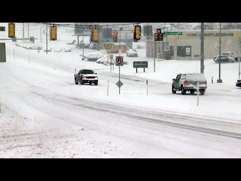 Tips to Navigate the Roads in Snowy Nor'Easter Mess