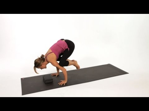 How to Do a Crow Pose (Bakasana) | Yoga