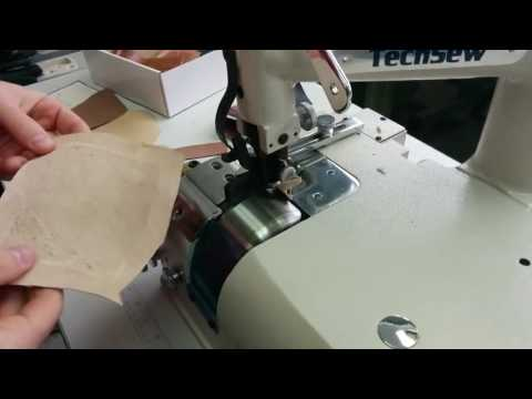 Techsew SK 4 Leather Skiving Machine   Sample MR 22