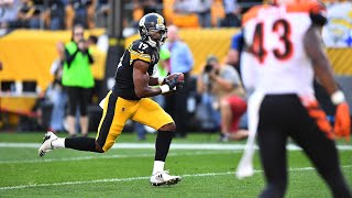 """JuJu Smith-Schuster """"Watch Me Rise"""" 2018 Preview"""
