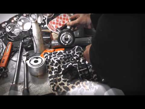 Oil in the coolant (water) not the head gasket by scott mechanics