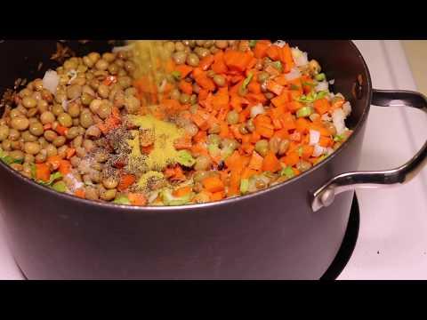How To Make Chicken Pelau - Episode 55