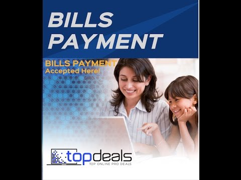 TOP Deals NBI Payments tutorial