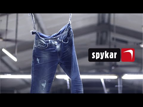 Making of a Jeans - Handcrafted by Spykar