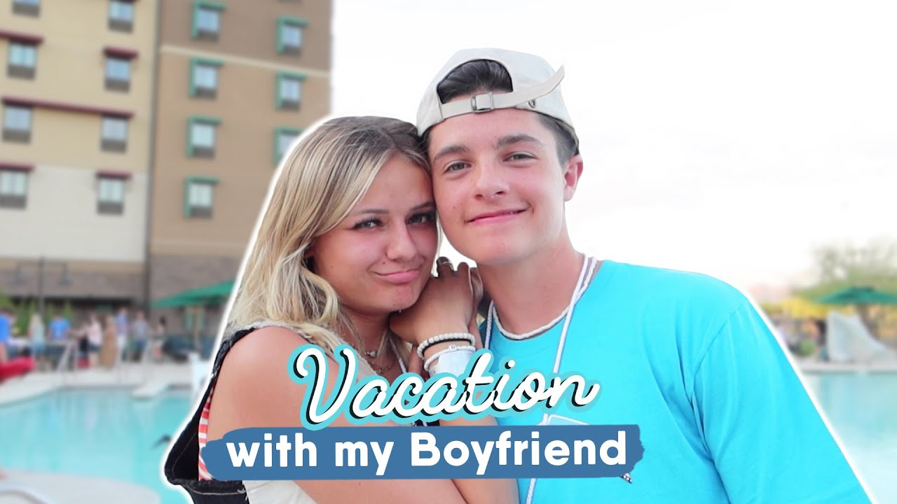 Vacation With My Boyfriend and Friends