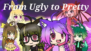 🌸🌺From Ugly to Pretty🌹🌸| A mini gachaverse movie