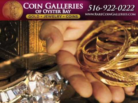 Coin Galleries of Oyster Bay- Jewelry Appraisers, Oyster Bay, NY
