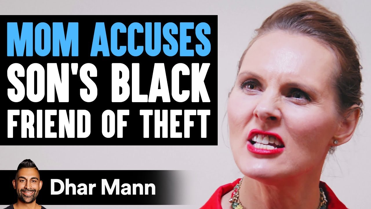 """""""Mom ACCUSES Her Son's Black Friend Of Stealing, INSTANTLY REGRETS IT!"""" 