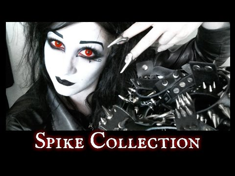 HUGE Spiked Collar & Cuff Collection! | Black Friday