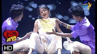 Mahesh and Ritu Performance | Dhee Jodi | 17th July 2019   | ETV Telugu