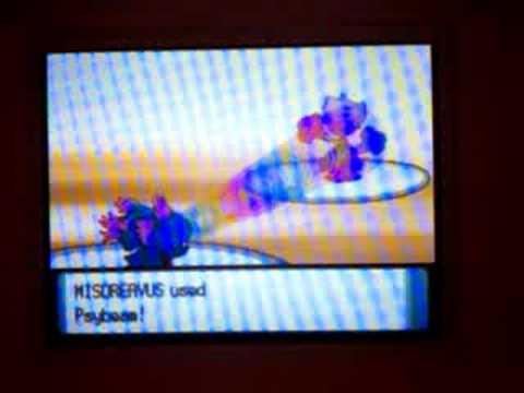 pokemon pearl gym battle 2 Gardenia