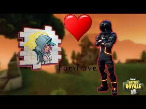 A Fortnite Love Story