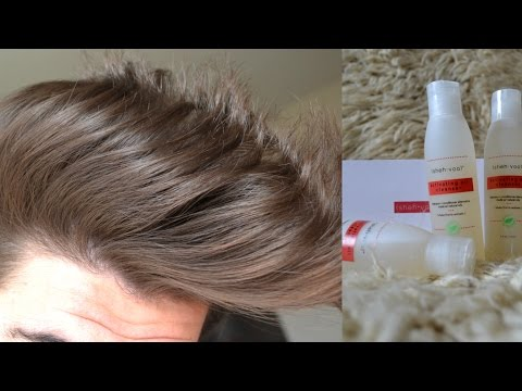 Wash Your Hair Without Shampoo?! Shehvoo Activating Oil Cleanser Review | Mens Hair 2017