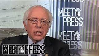 Bernie Sanders: