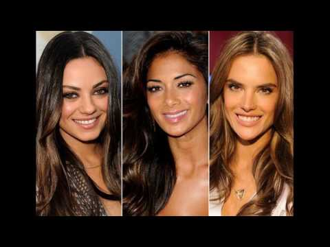 Ombre Hair Color For Tan Skin