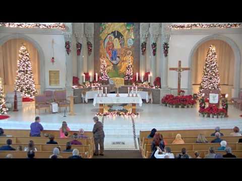 Sunday 1/8/2017 - 9am Mass - St. Anne Roman Catholic Parish