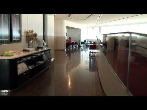 Air Canada Maple Leaf Lounge YYZ