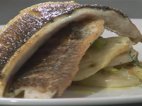 How To Pan Fry Sea Bass