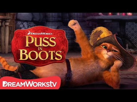 Fool Proof Tricks To Make New Friends | NEW PUSS IN BOOTS