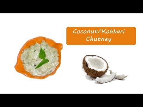 COCONUT | KOBBARI CHUTNEY