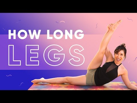 How Long Legs Workout Challenge | How Long by Charlie Puth