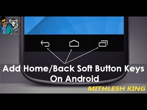 Android Soft Key Problems Fix (No Root)