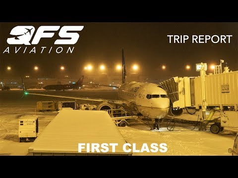 TRIP REPORT   United Airlines - 737 900 - New York (LGA) to Denver (DEN)   First Class