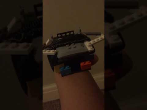 Making a lego phantom blade
