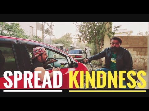 Spread Kindness | Bekaar Films