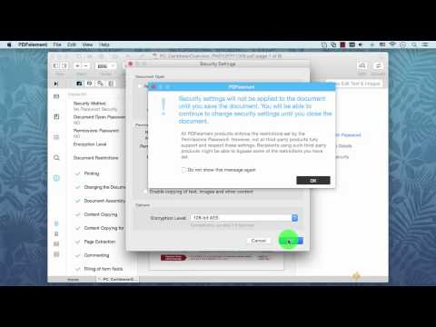 Protect PDF from Unauthorized Editing, Printing and Copying