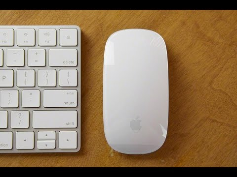 Apple Magic Mouse 2 and Magic Keyboard 2 - How To Check Percentage and Battery Life
