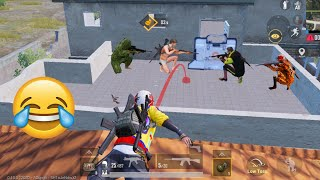 New Trolling Of Cute Noobs 😜🤣   PUBG MOBILE FUNNY MOMENTS