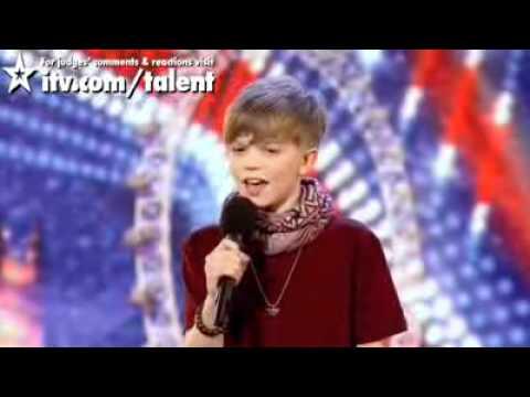 Ronan park britains got talent 2011