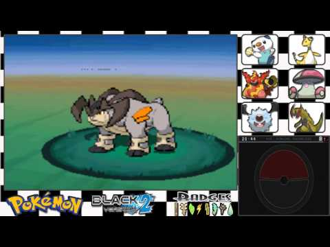 Pokemon Black/White 2 Part 50: How to Catch Cobalion, Terrakion, Virizion